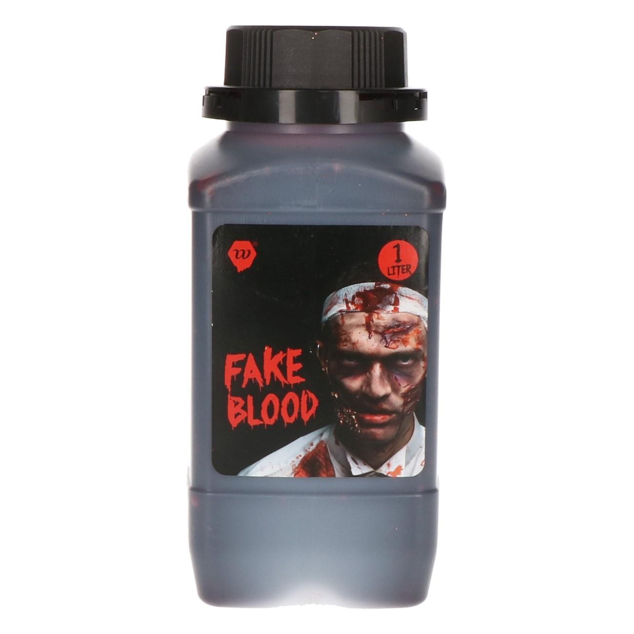 Fake bloed 1 liter