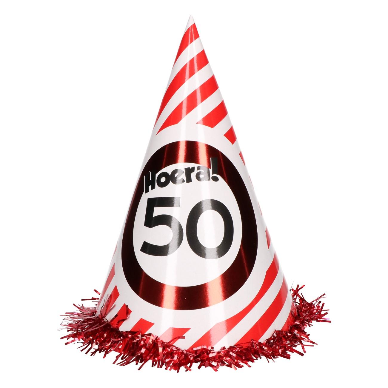 Feesthoedje 50 jaar