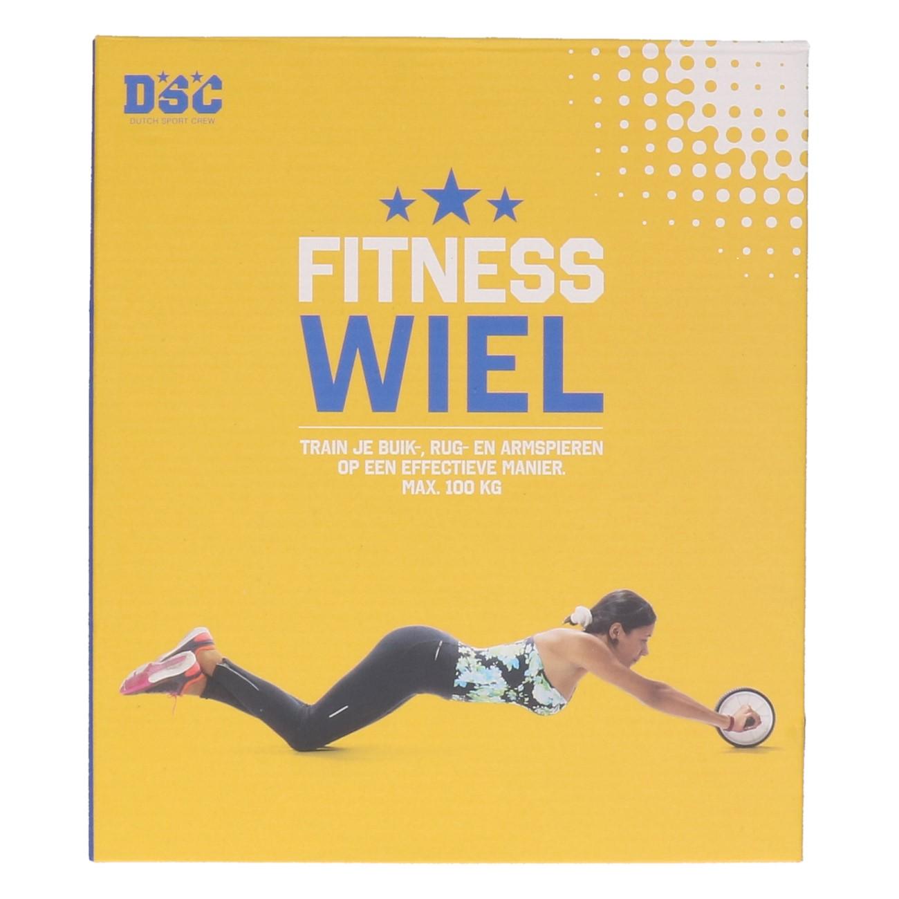 Fitness wiel