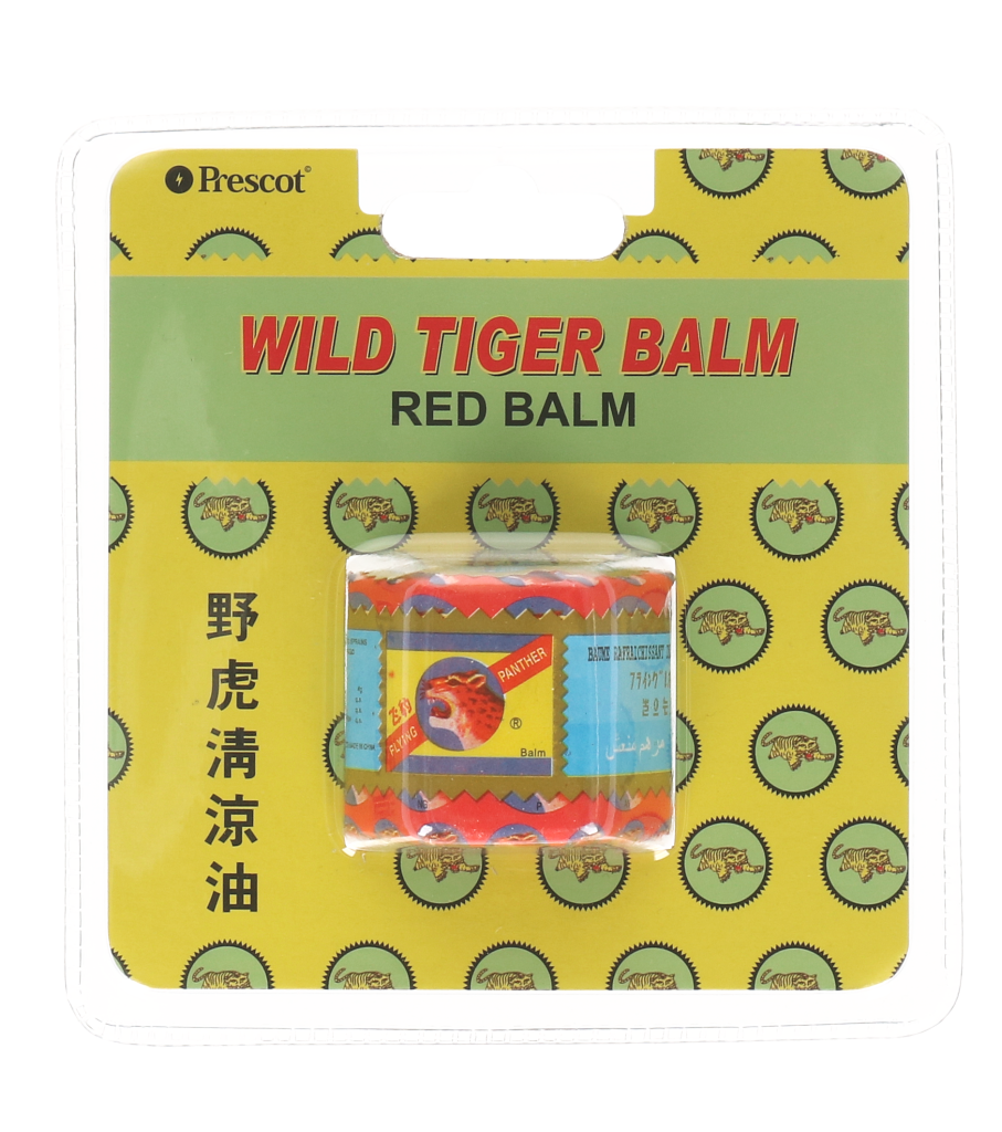 Flying panther balm