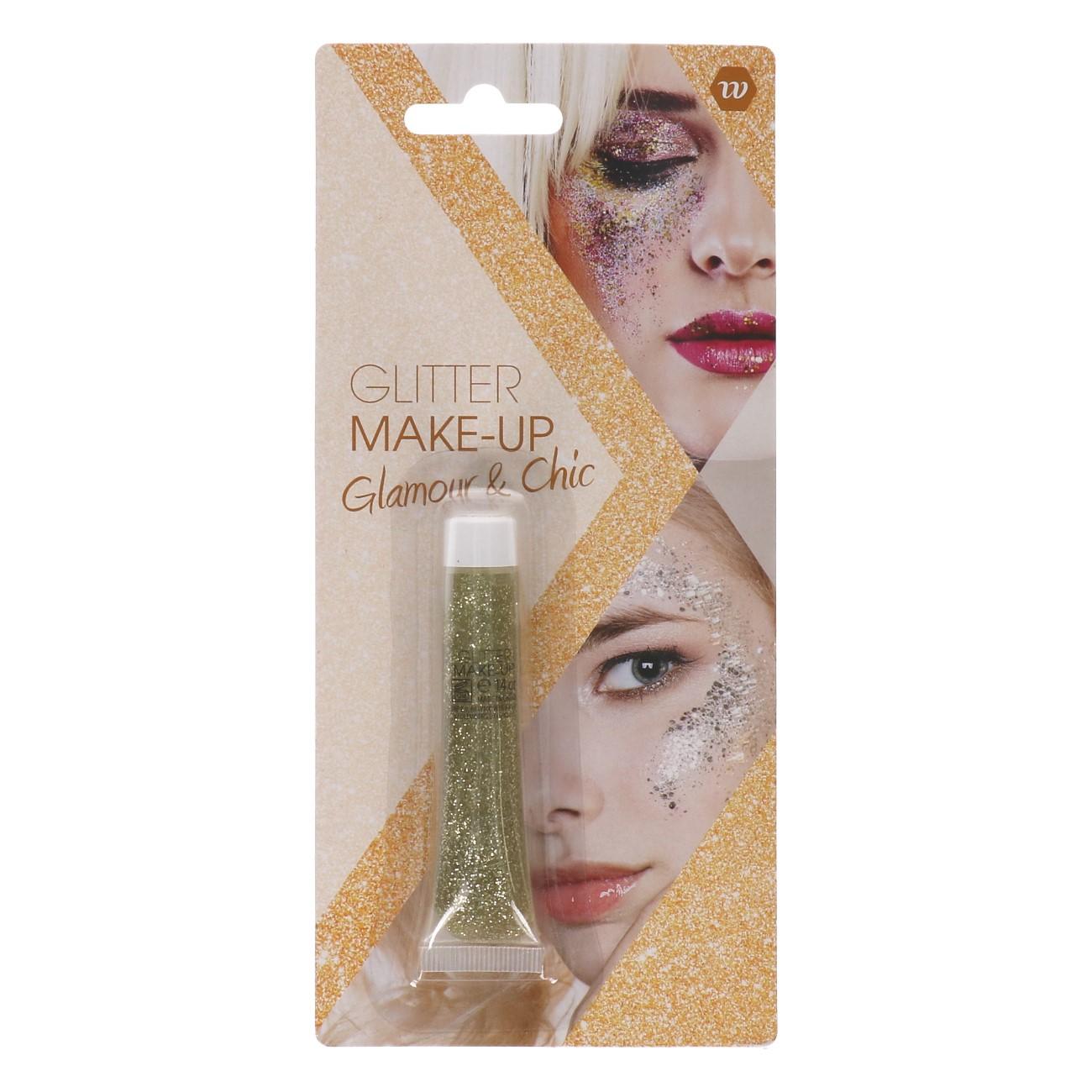 Glitter Make-up Glamour & Chic (Goud) 14gr