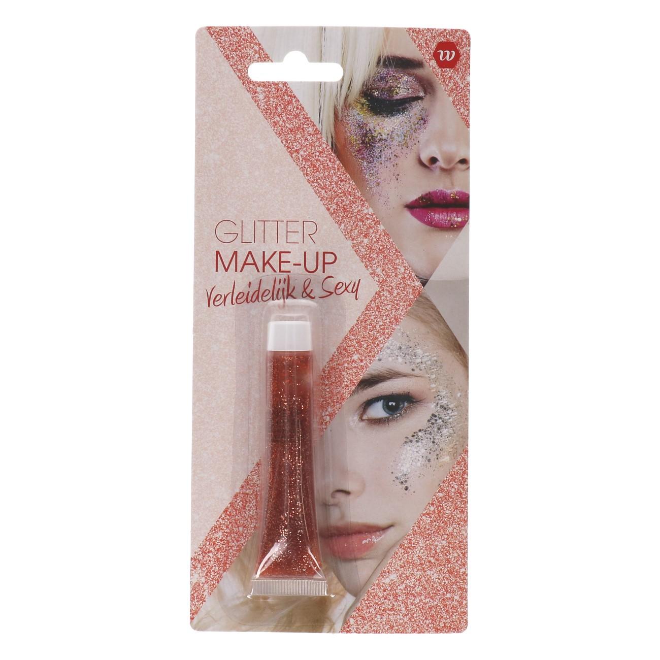 Glitter Make-up Verleidelijk & Sexy (Rood) 14gr