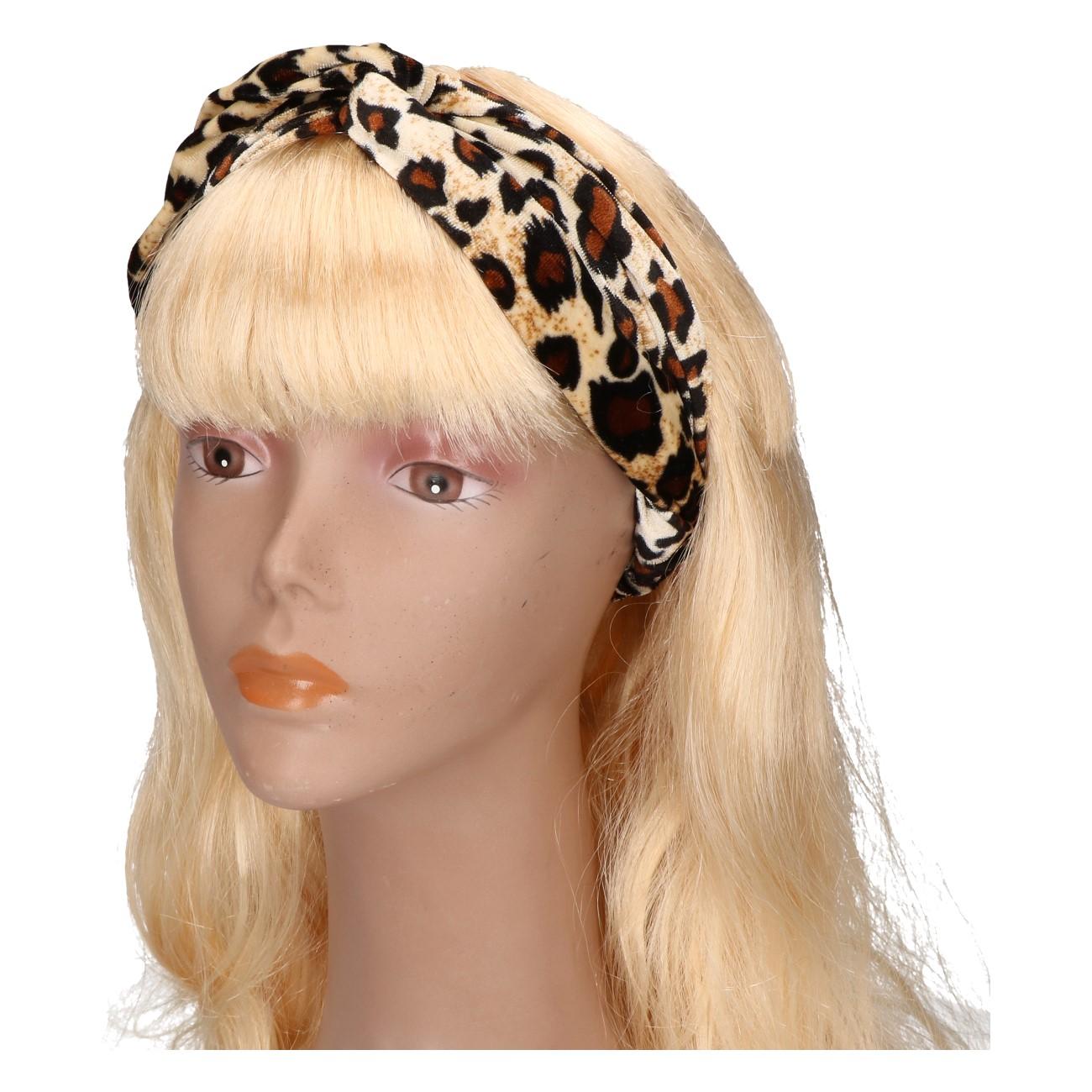 Haarband panter