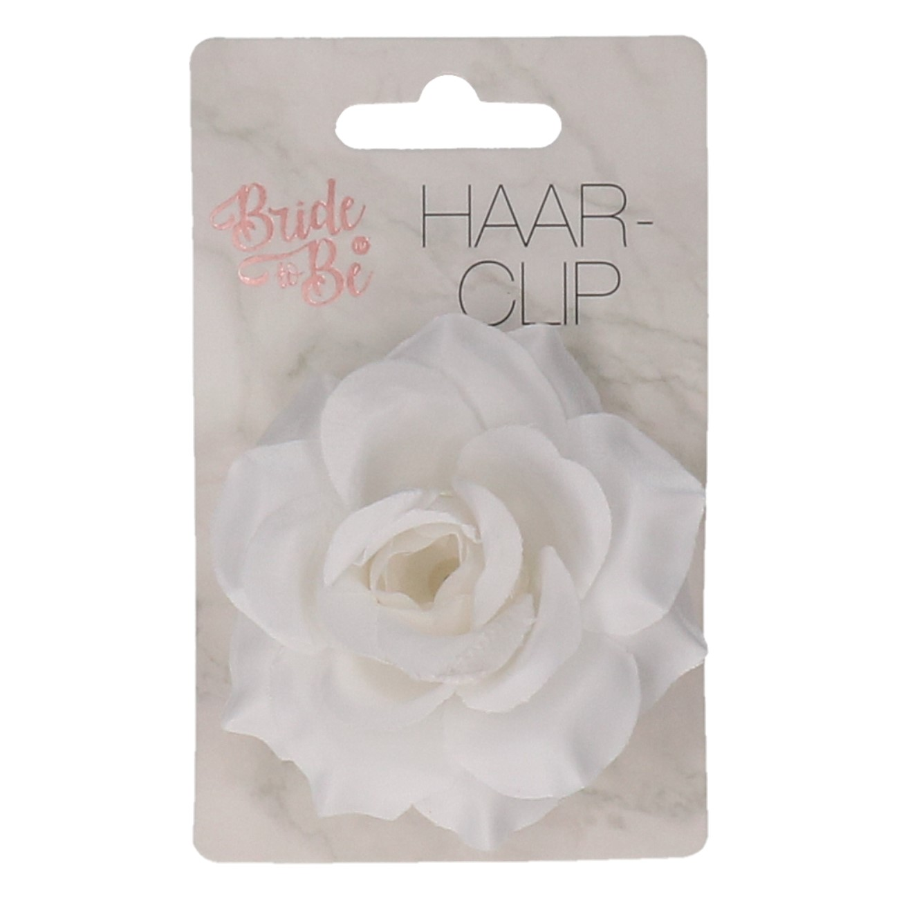 Haarclip bride to be