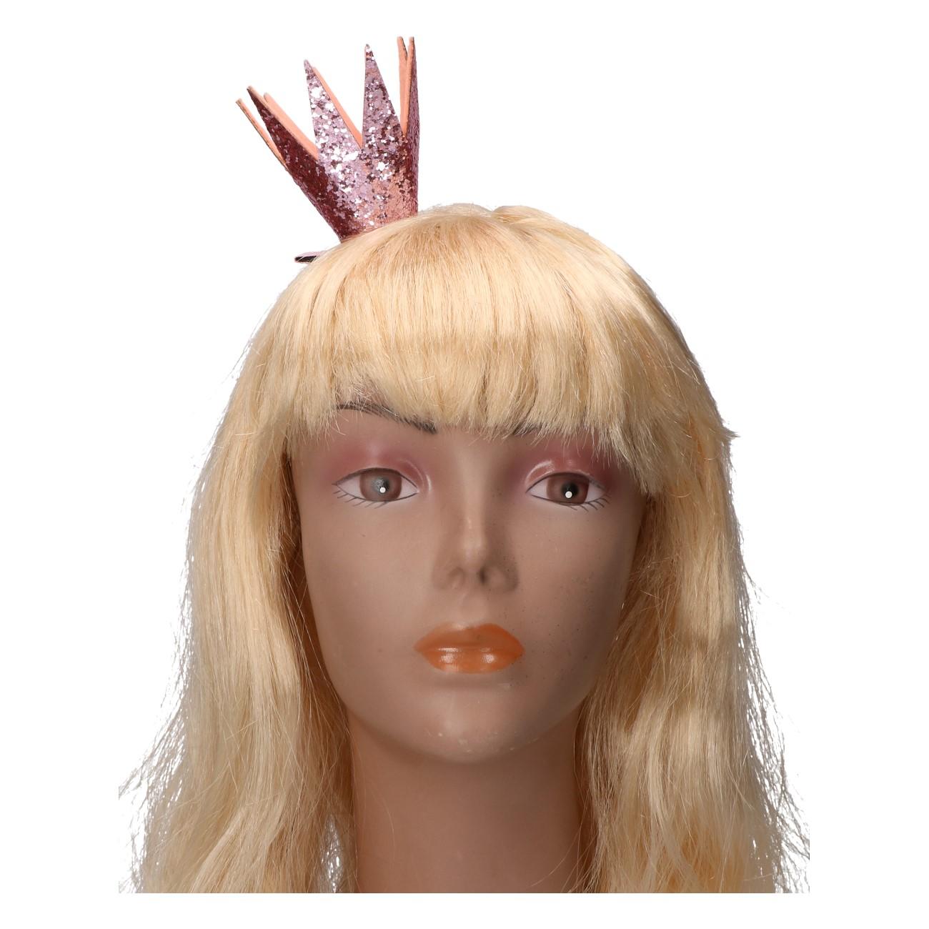 Haarclip kroon #541