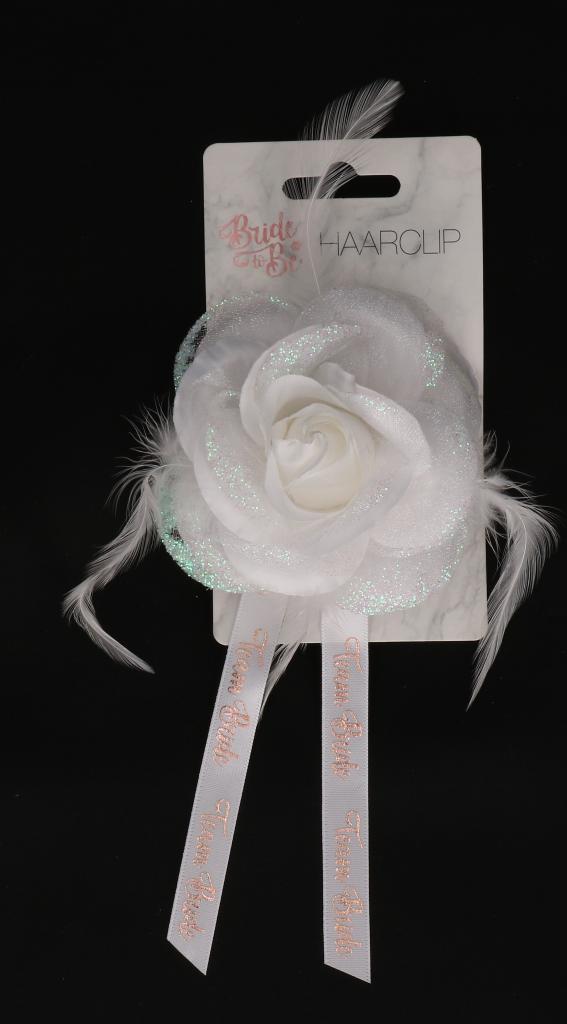 Haarclip team bride #299