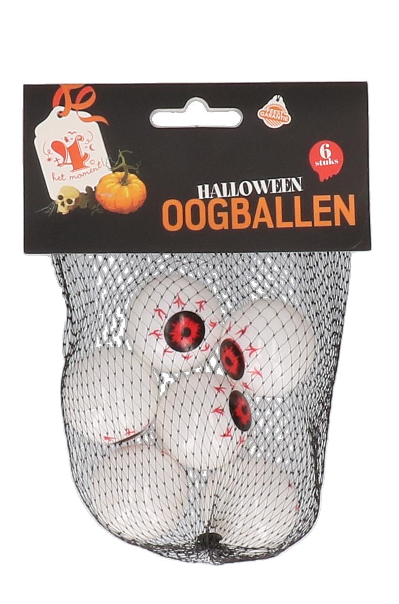 Halloween OOGBALLEN