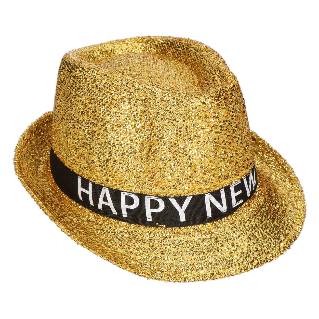 "Hoed ""happy new year"""