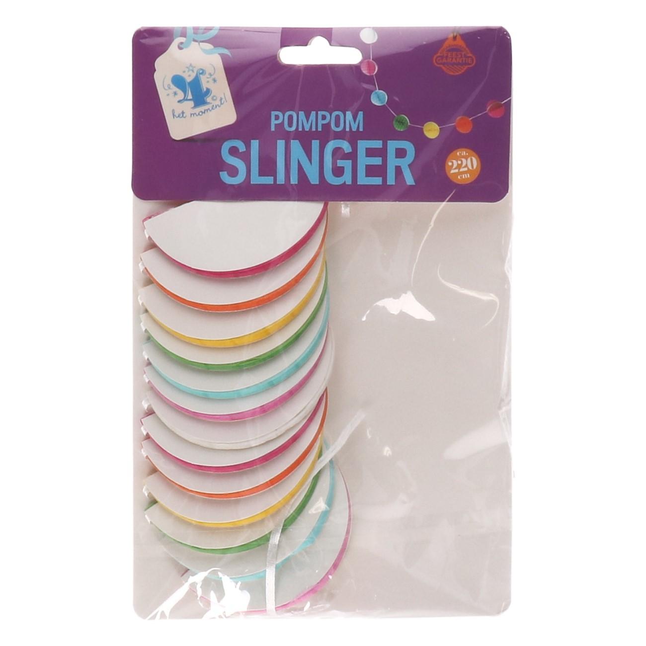 Honeycomb slinger gekleurd #937