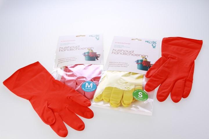 Huishoud handschoen