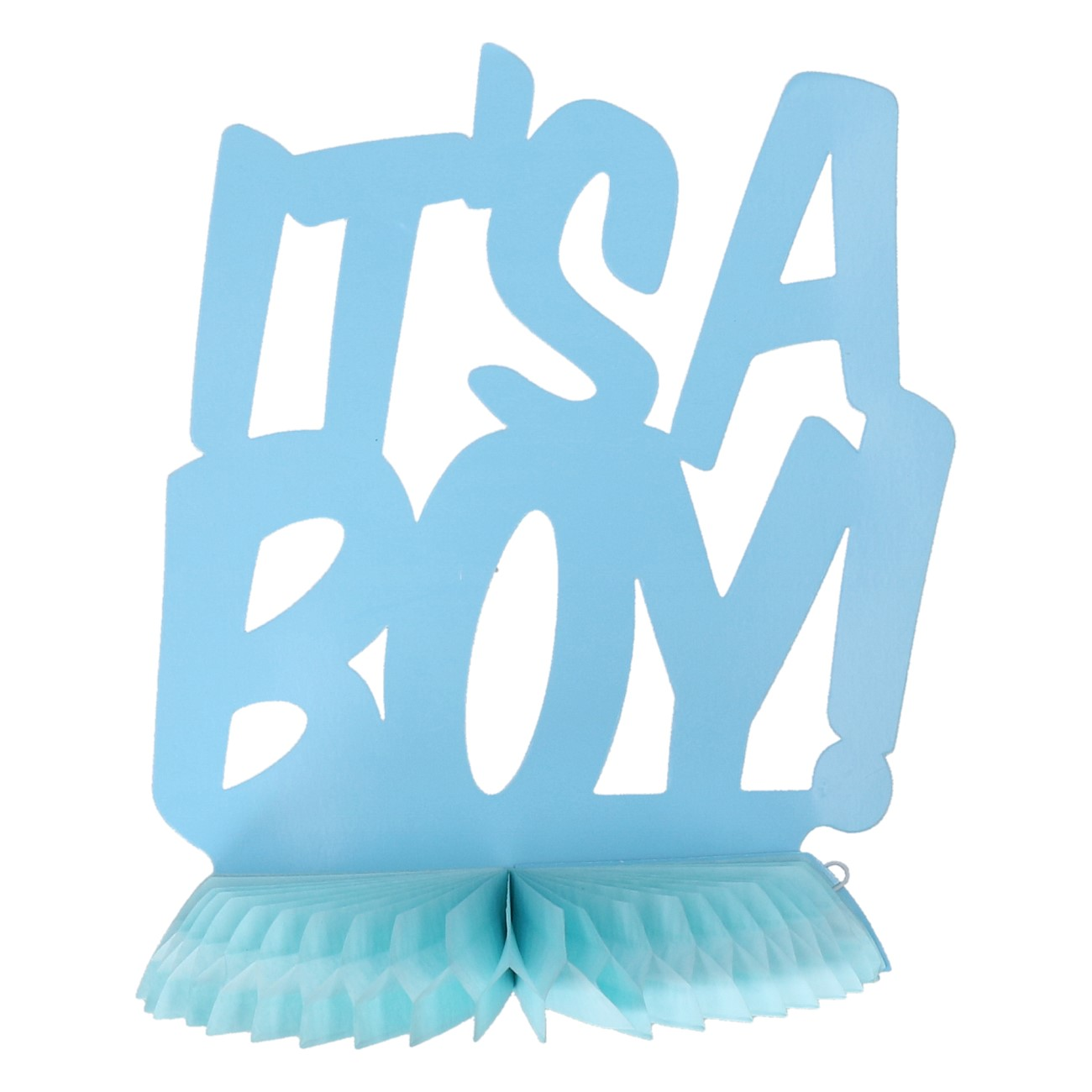It`s a boy decoratie