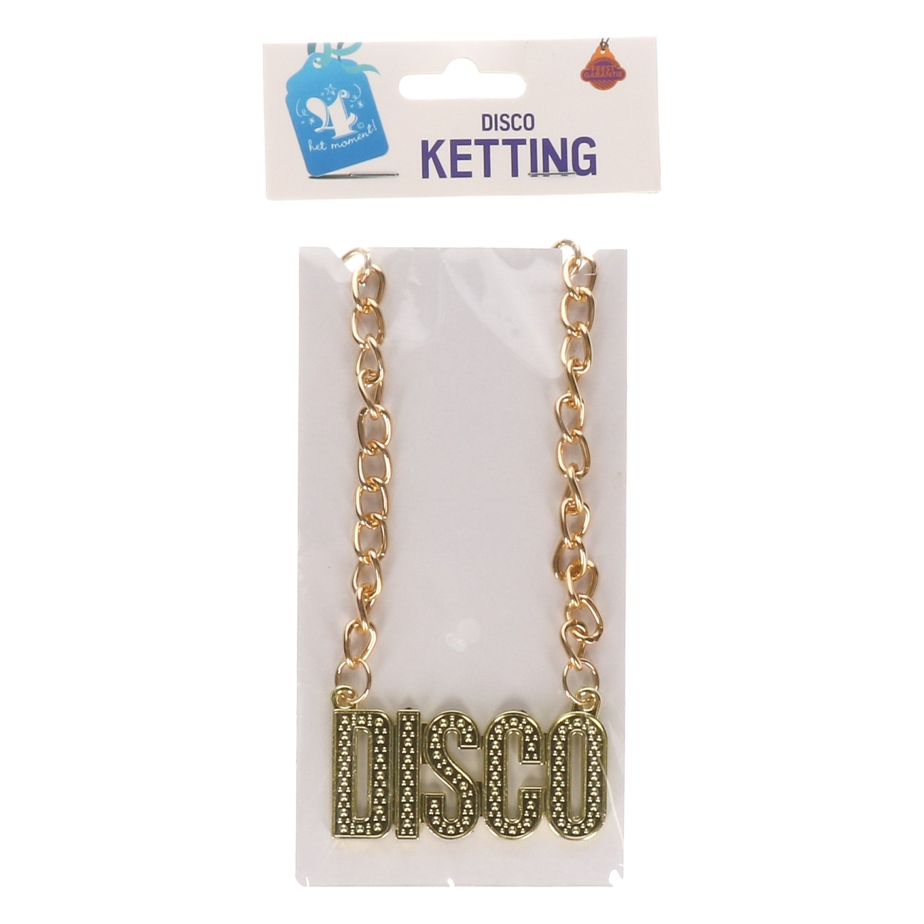 Ketting disco #876