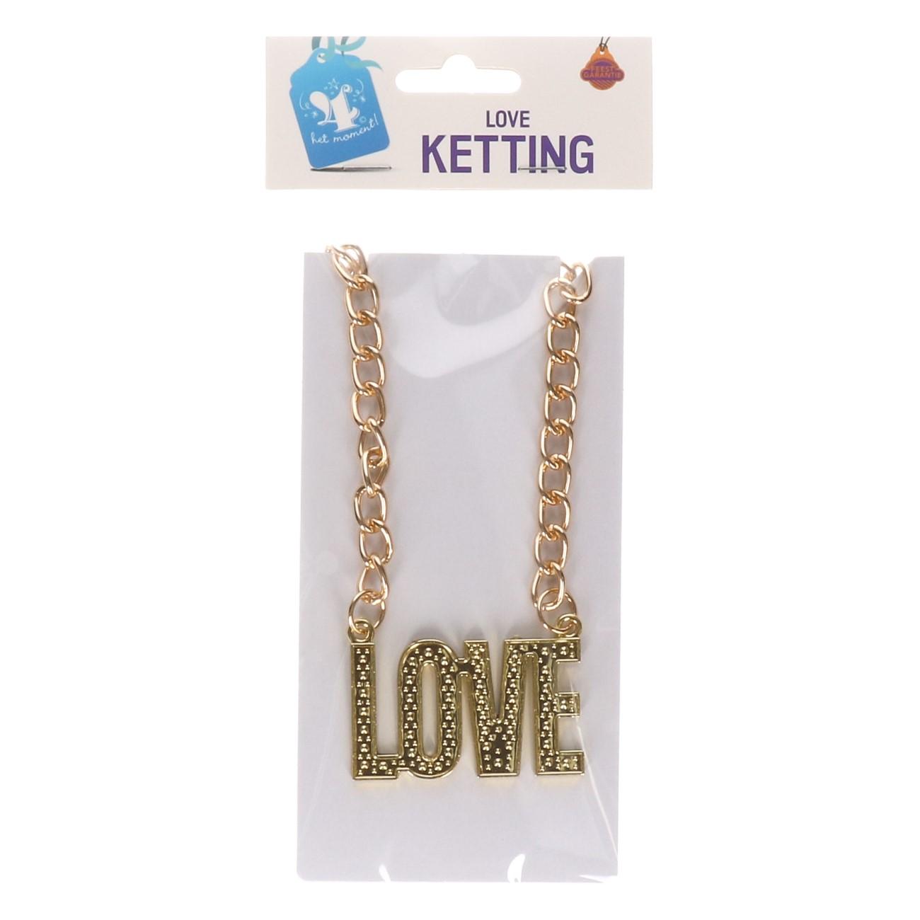 Ketting love #869