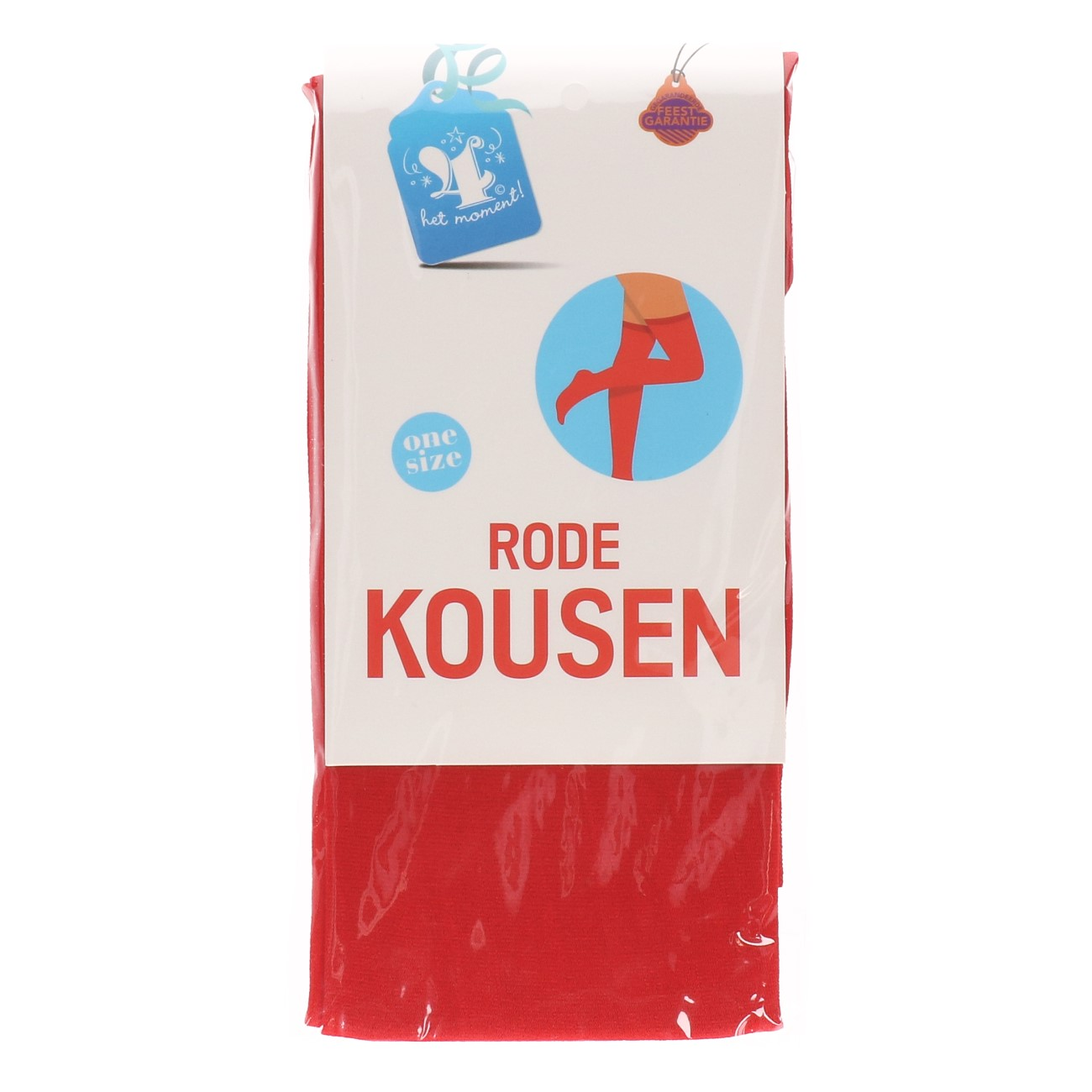 Kousen rode one size