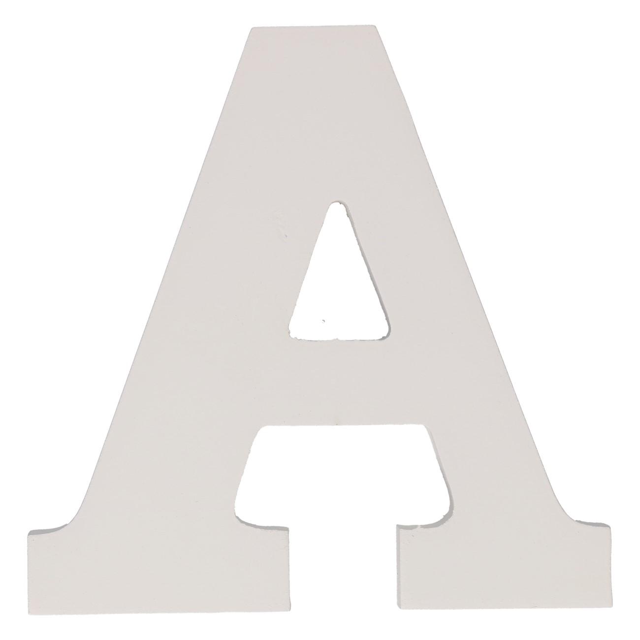 Letter mdf a (12cm)
