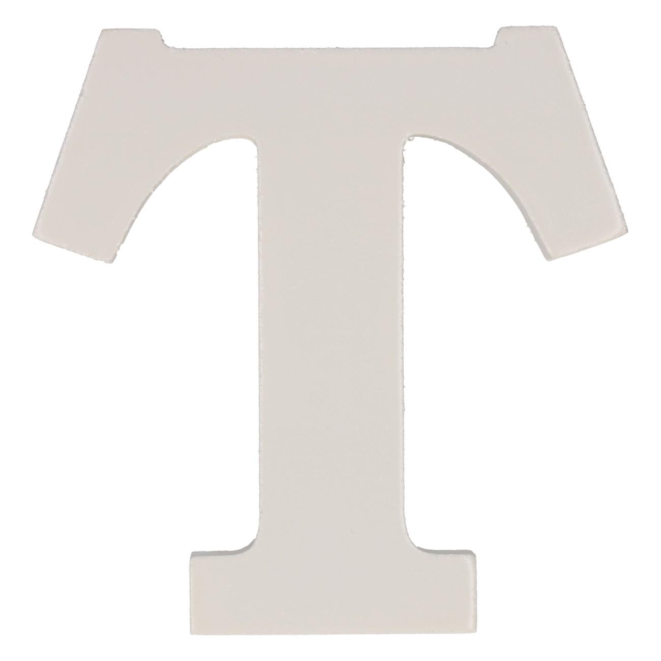 Letter mdf t (12cm)