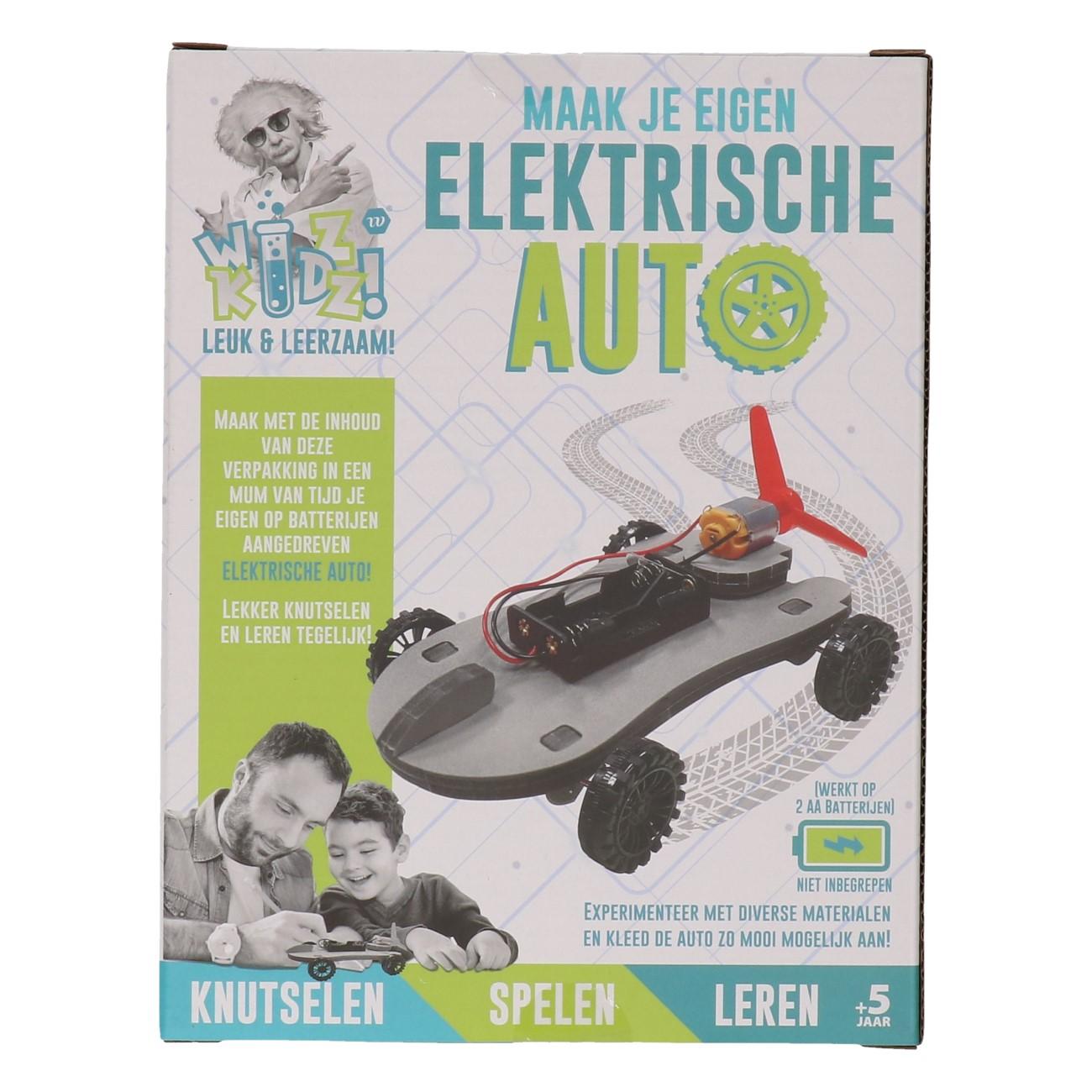 Maak je eigen elektrische auto