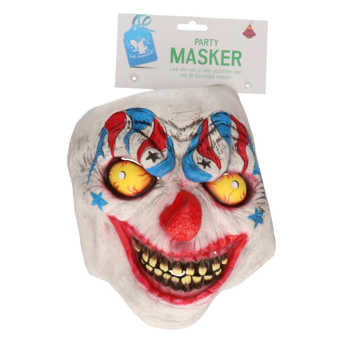 Masker clown #442