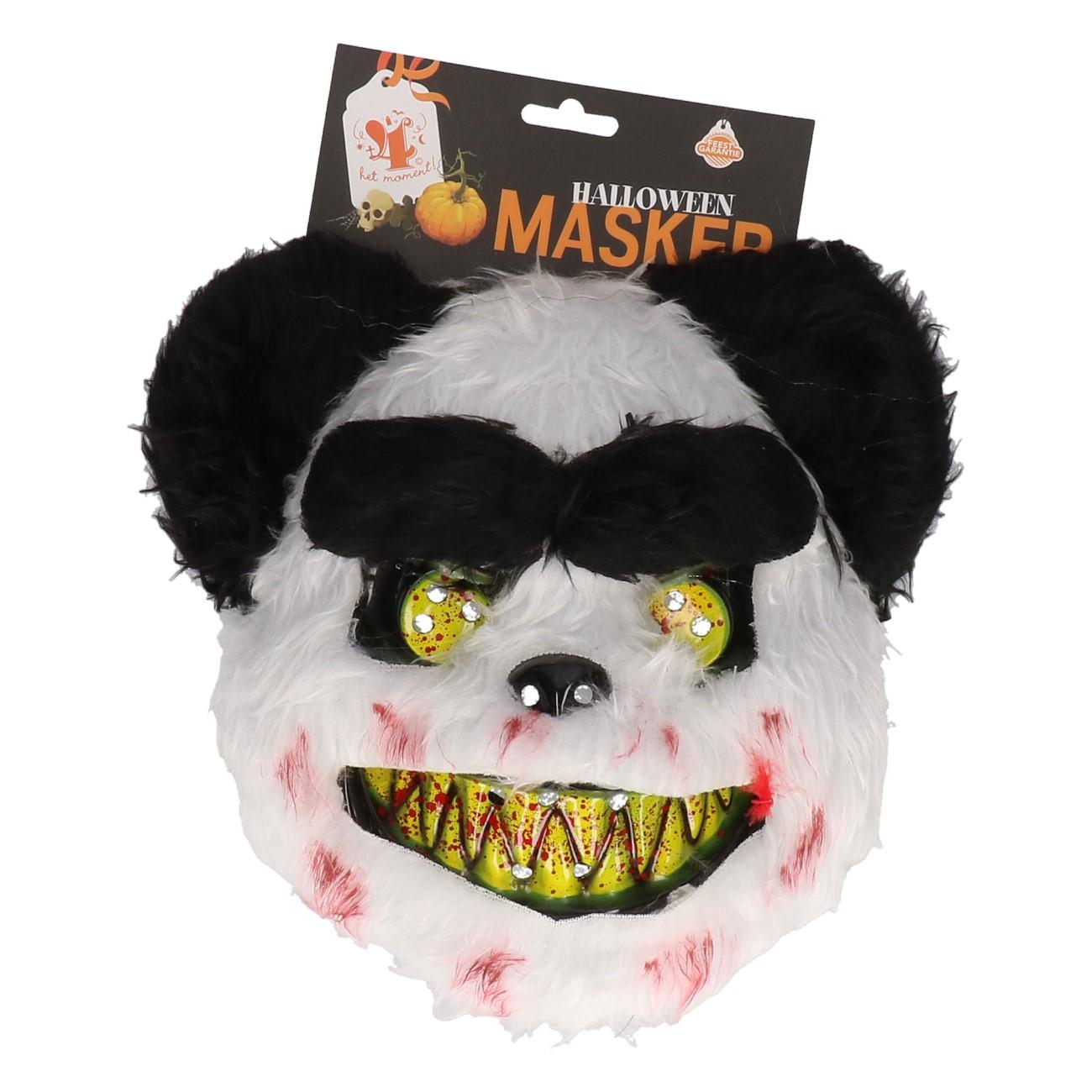 "Masker ""killer panda"""