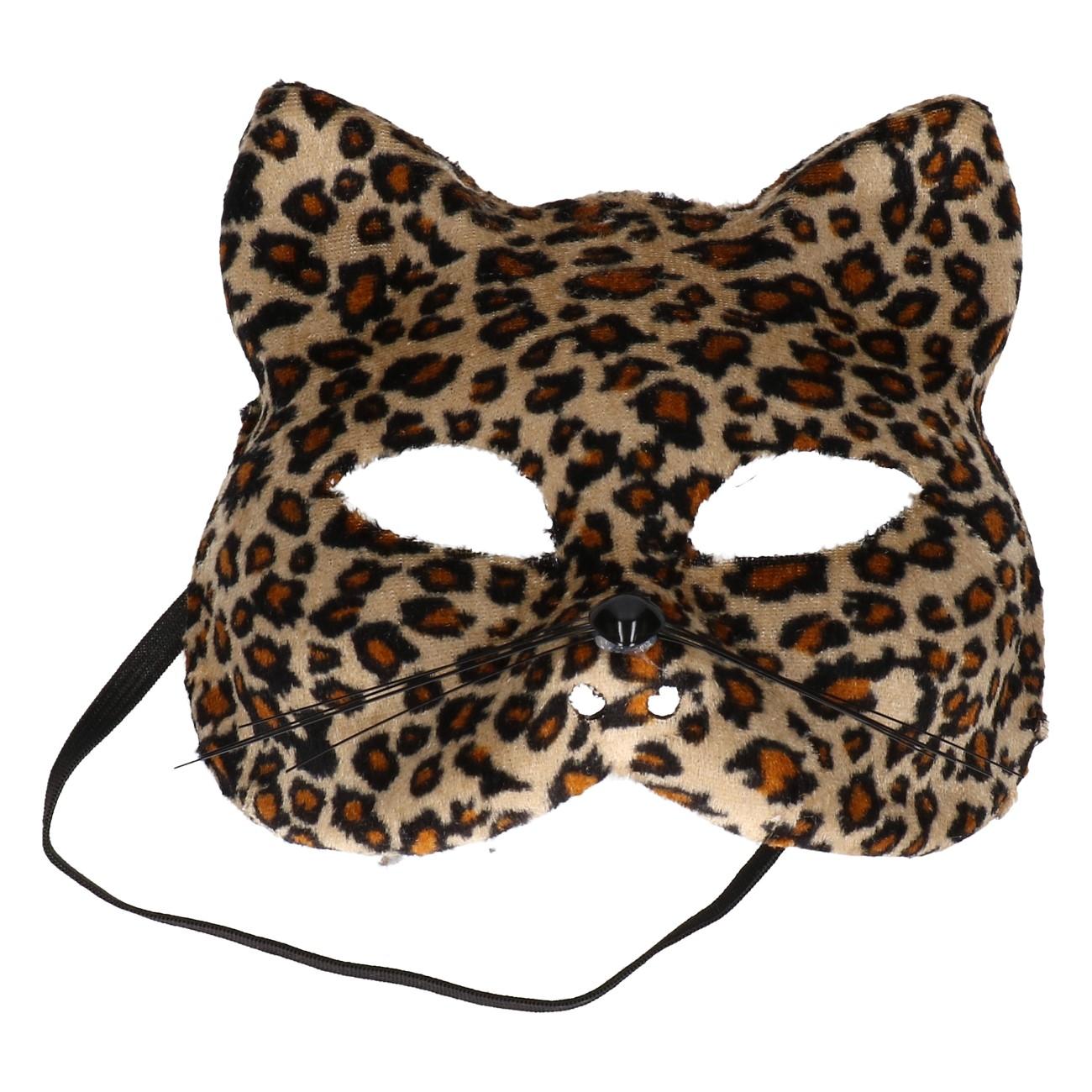 Masker luipaard #750