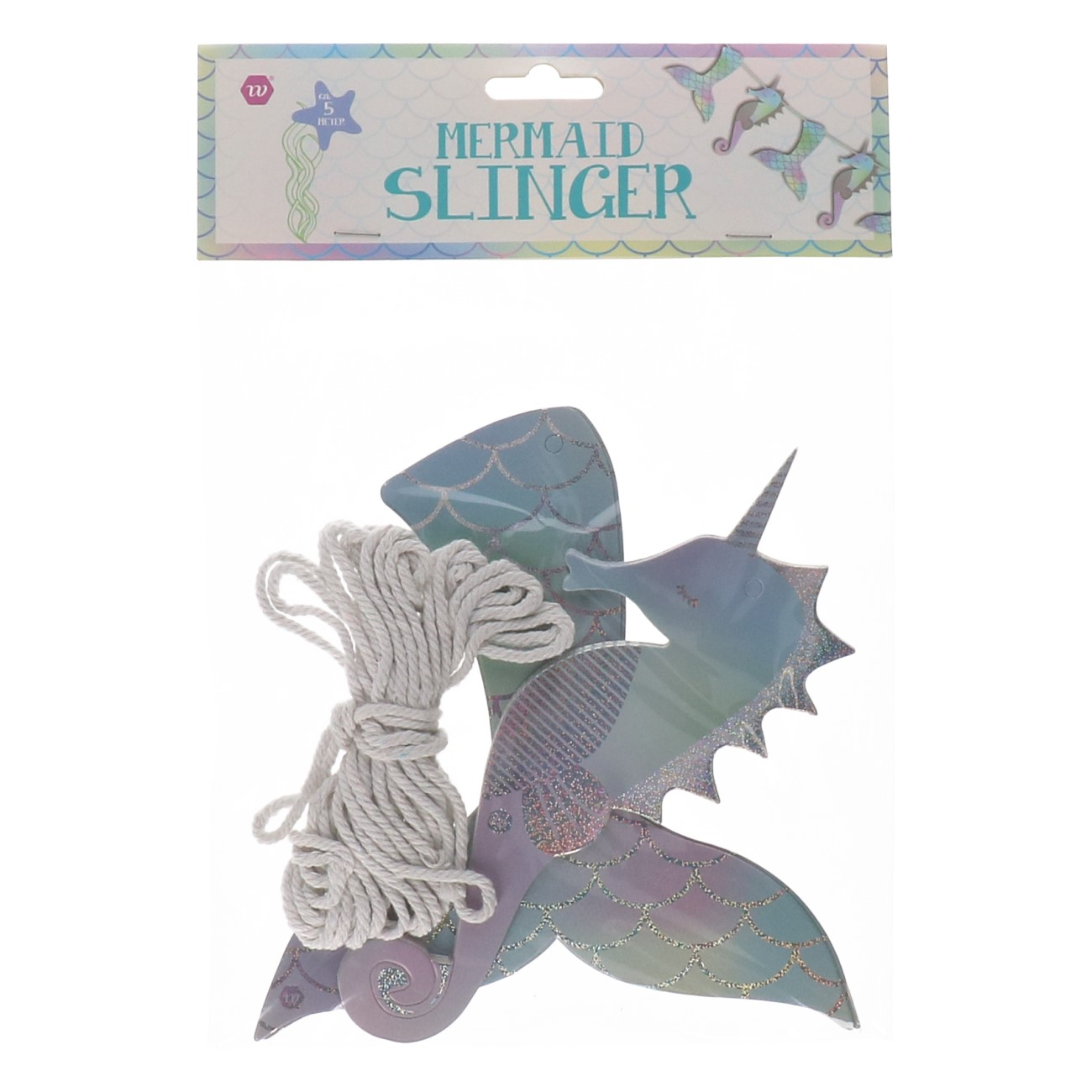 Mermaid slinger