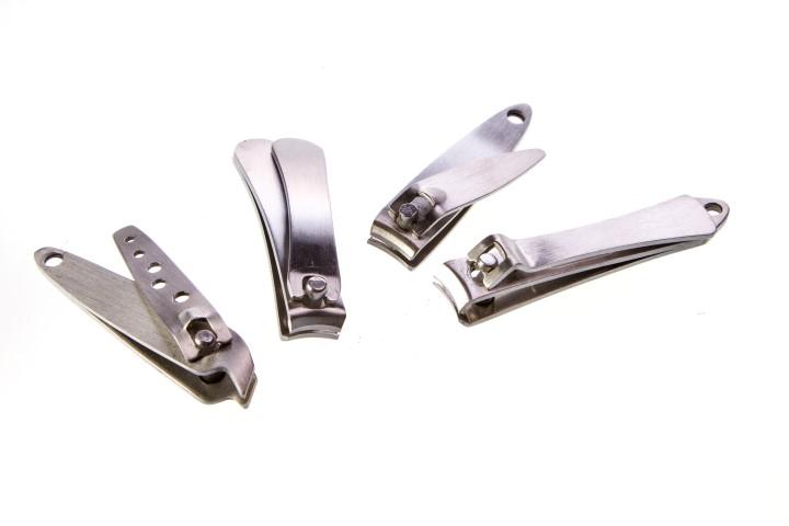 Nagelknipper klein stainless