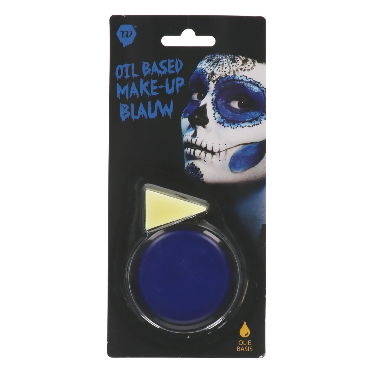 Oil-Based Make-up Donker Blauw Wauwfactor