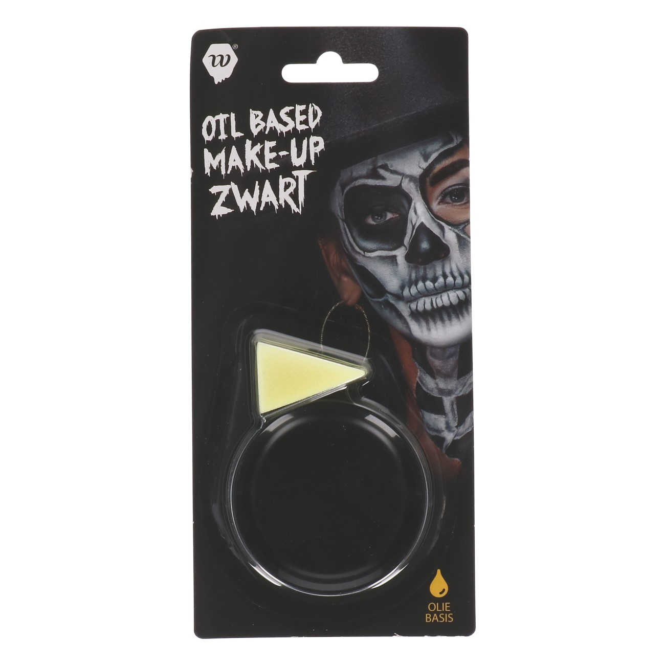 Oil-Based Make-up Zwart Wauwfactor