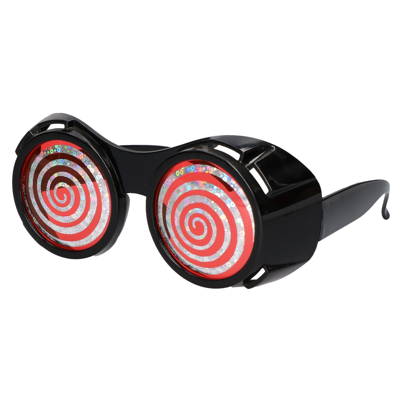 Partybril dizzy glitter