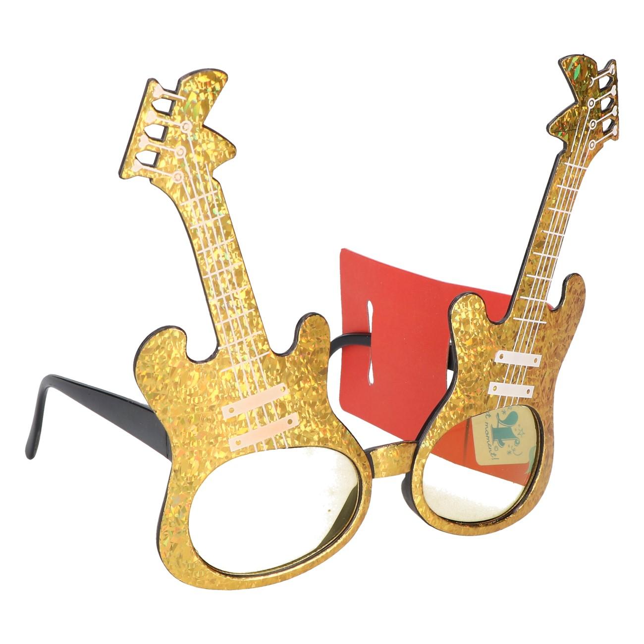 Partybril gitaren