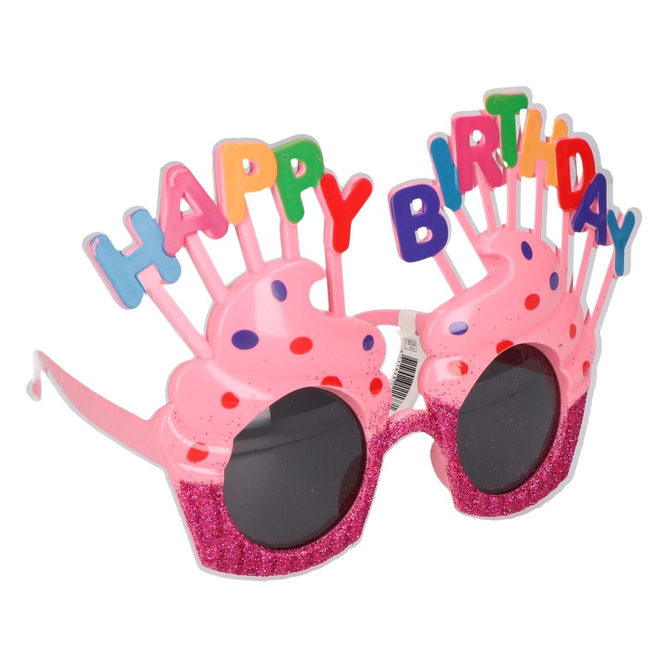Partybril happy birthday