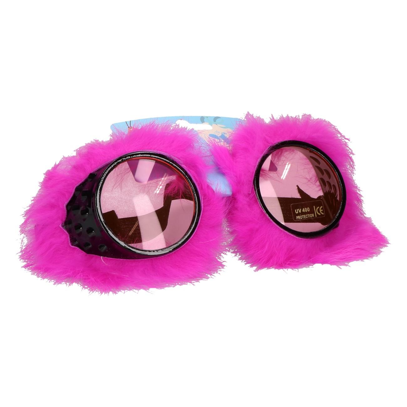 Partybril met dons