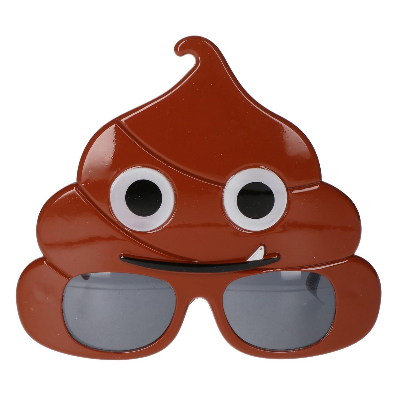 Partybrill emoji poop