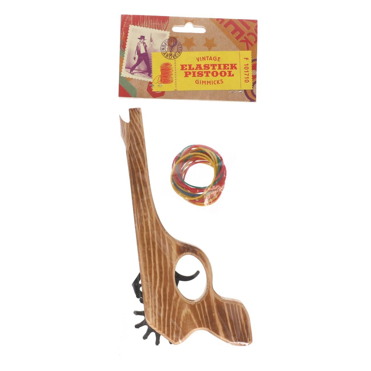 Pistool voor elastiekjes