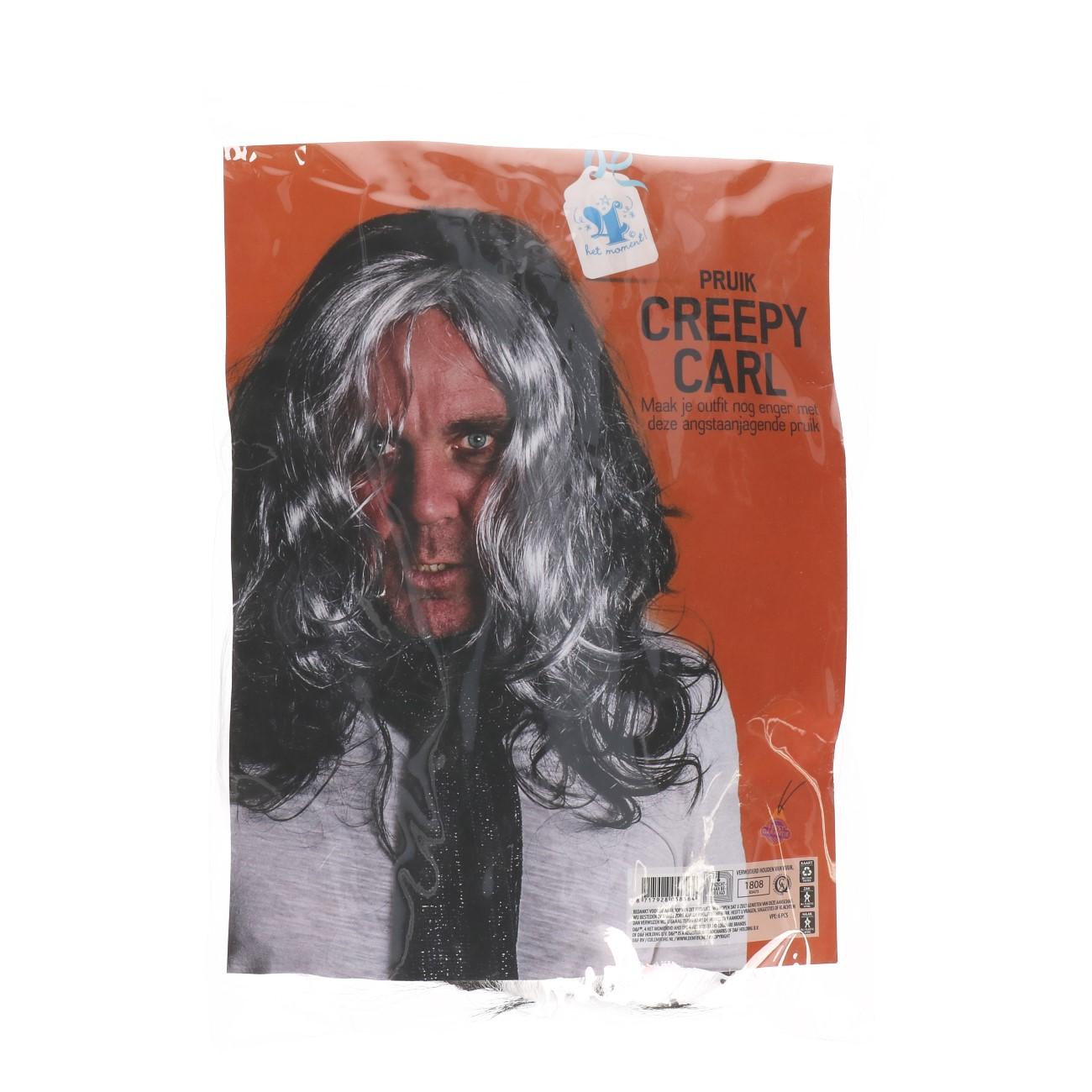 """Pruik """"Creepy Carl"""""""