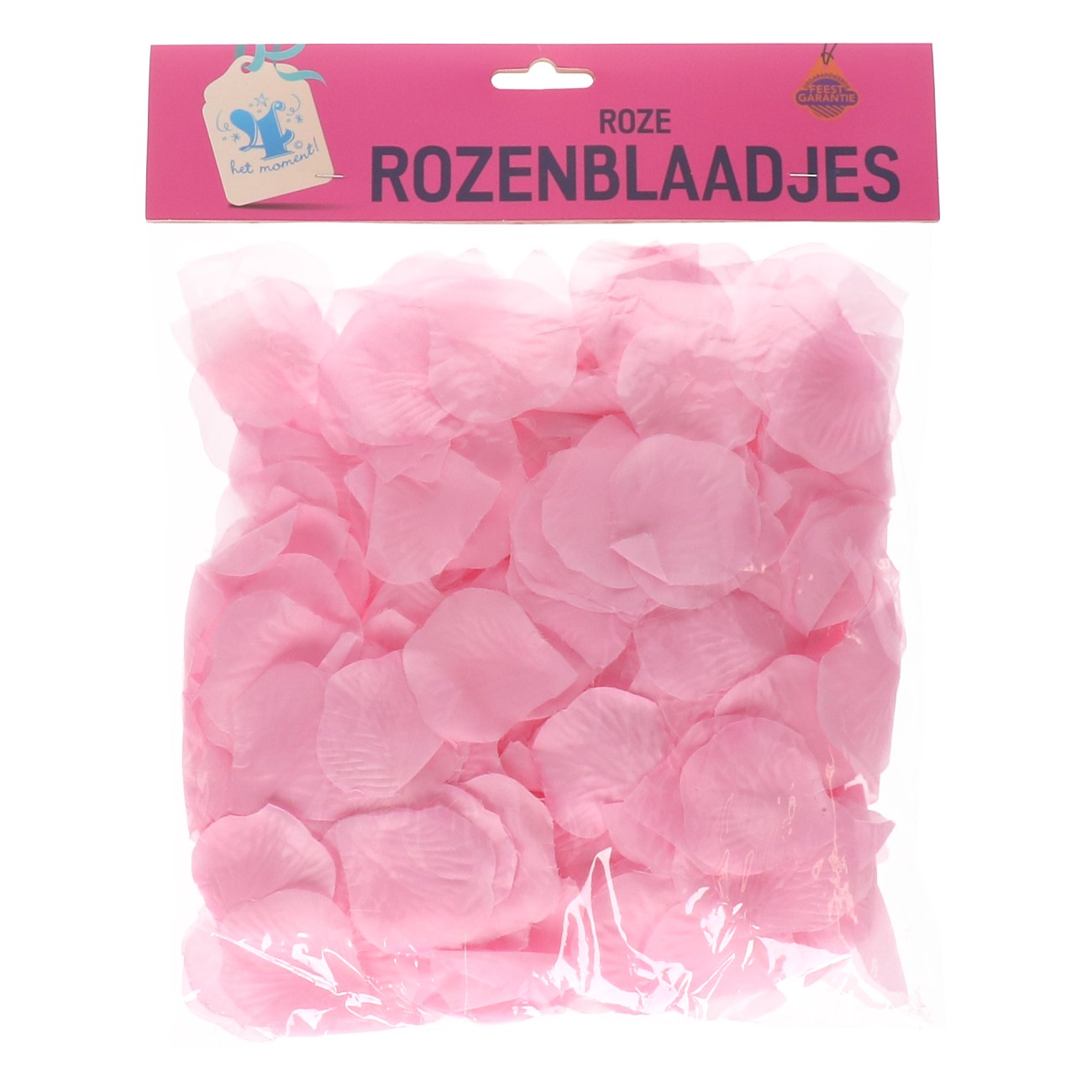 Rozenblaadjes roze 500stuks