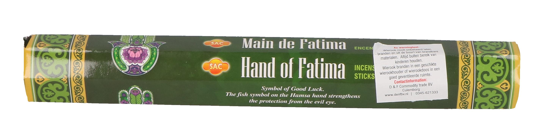 Sandesh Hand of Fatima hex