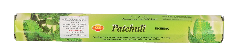 Sandesh Patchouli hex