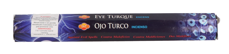 Sandesh Turkish Eye hex