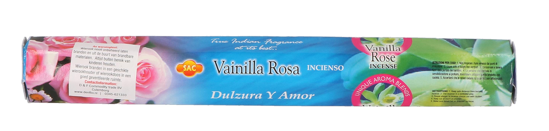Sandesh Vanilla Rose hex
