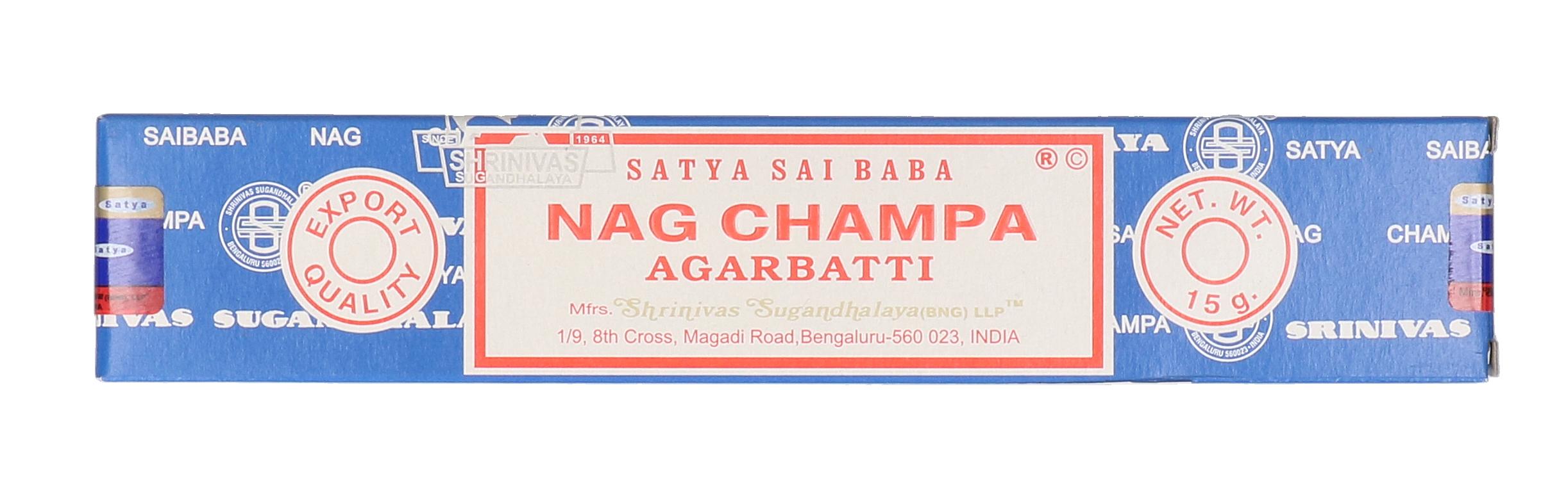 Satya Nag Champa 15gr
