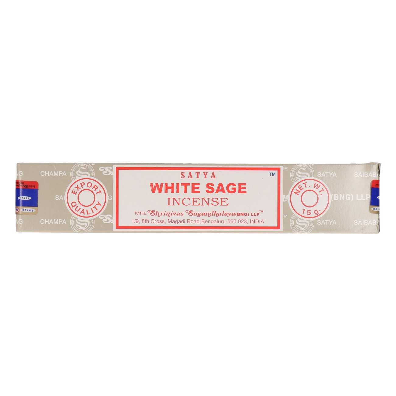 Satya White Sage 15gr