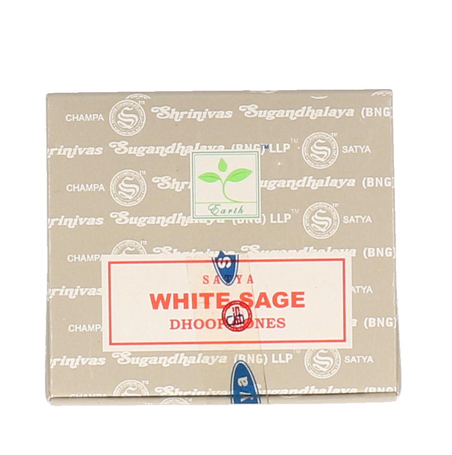Satya kegelwierook White Sage