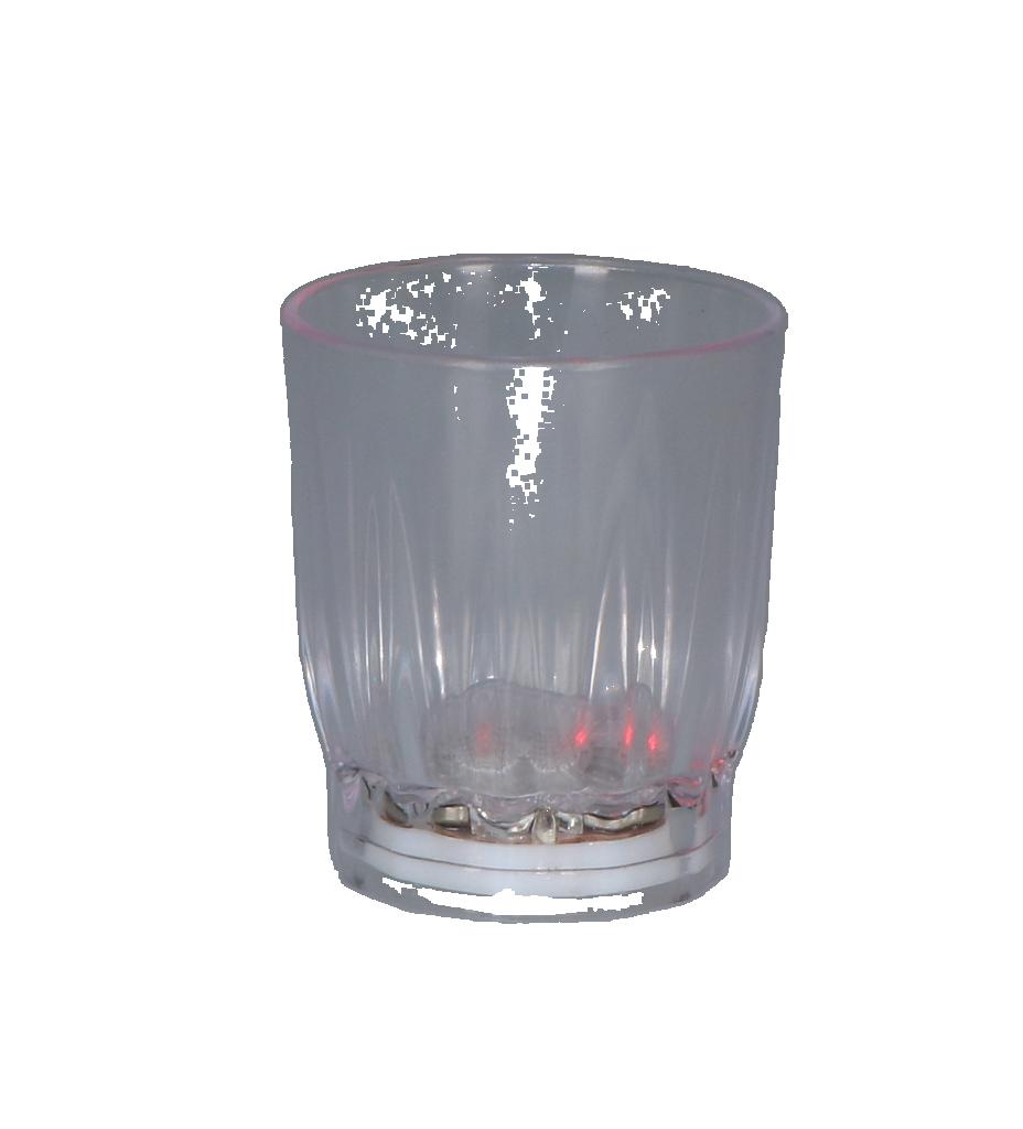 Shotglas met led