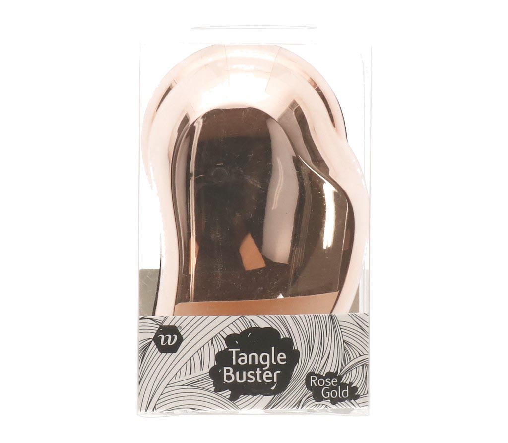 Tangle buster rose gold