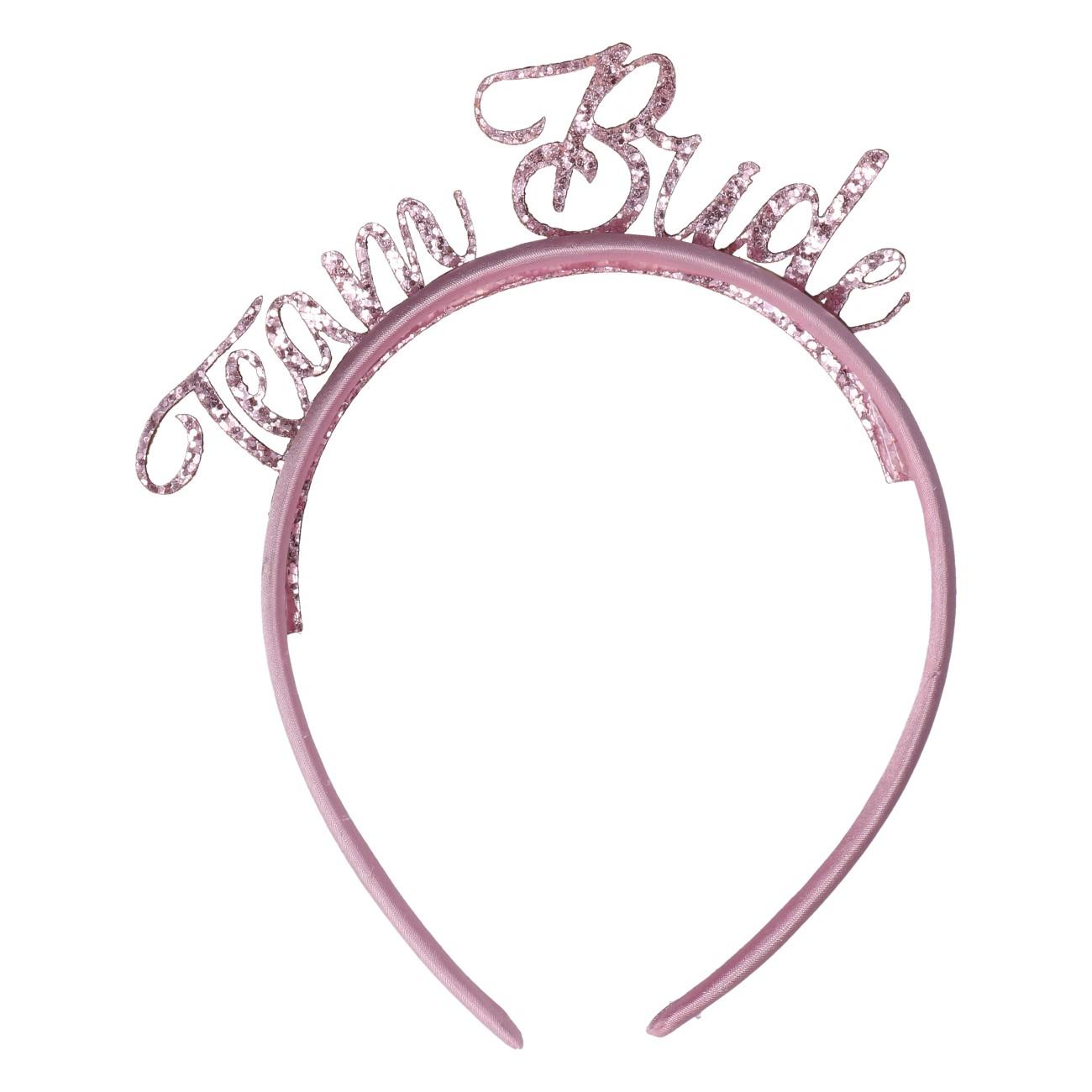 Team bride diadeem