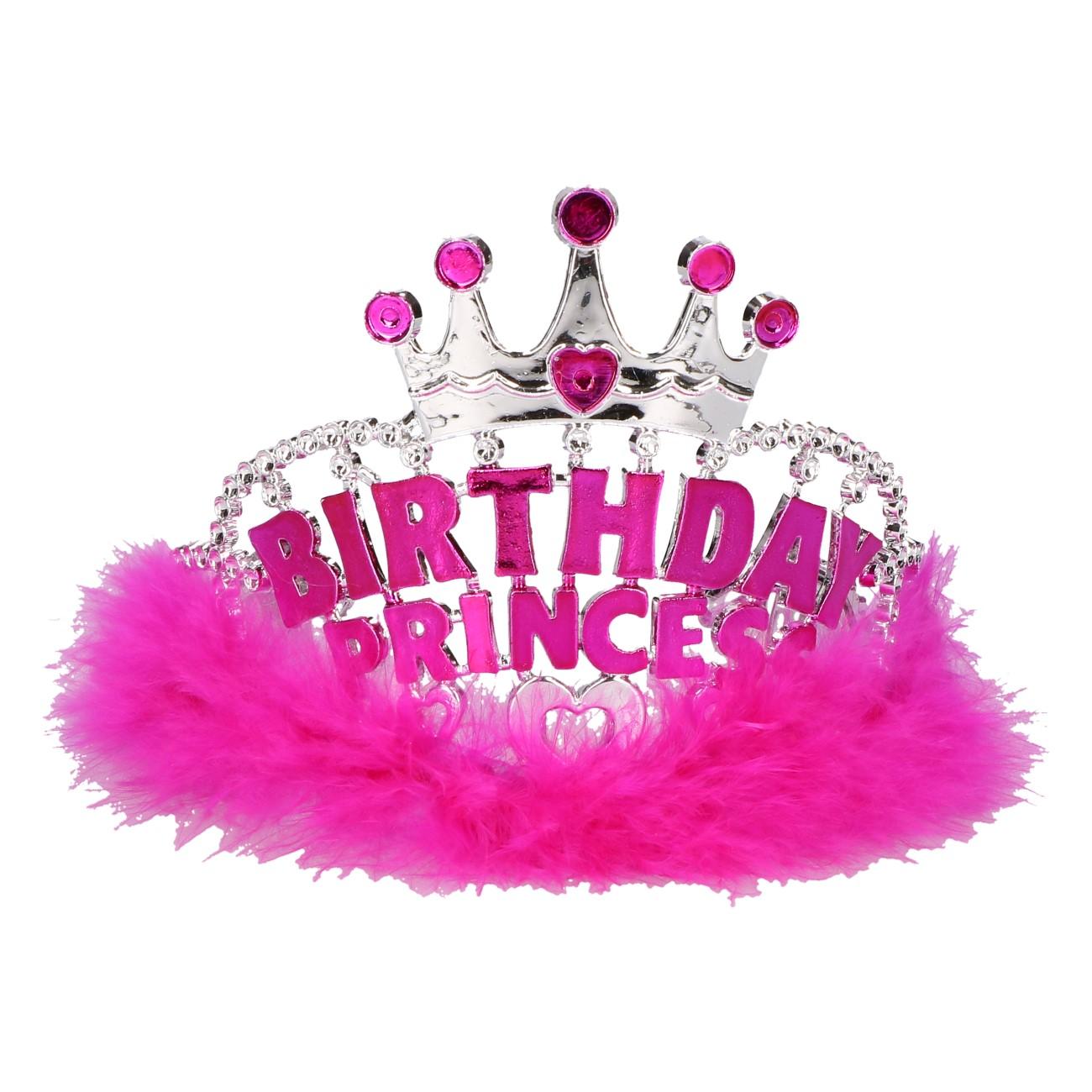 Verjaardagskroontje princes