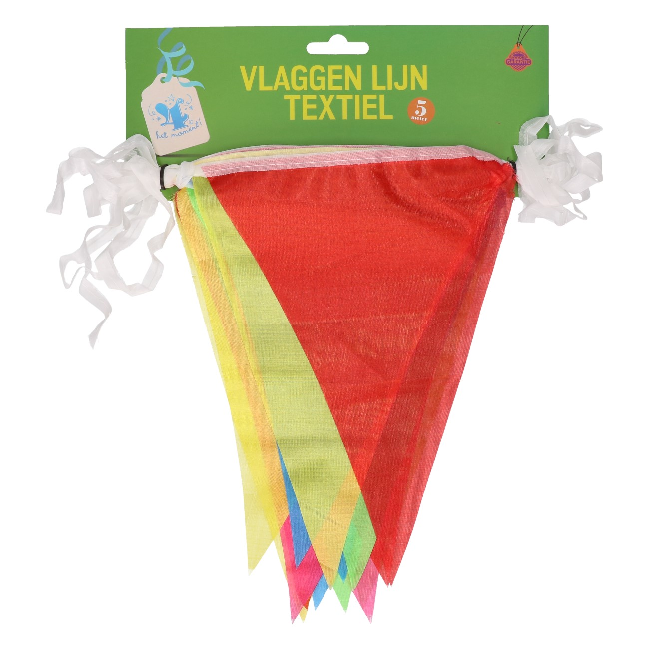 Vlaggen lijn textiel
