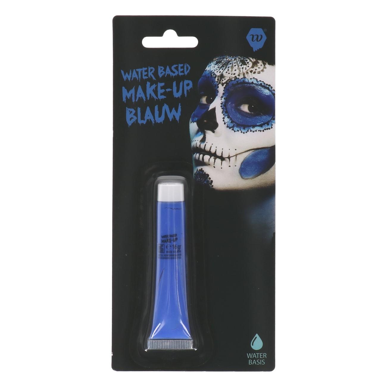 Water-Based Make-up Blauw Wauwfactor