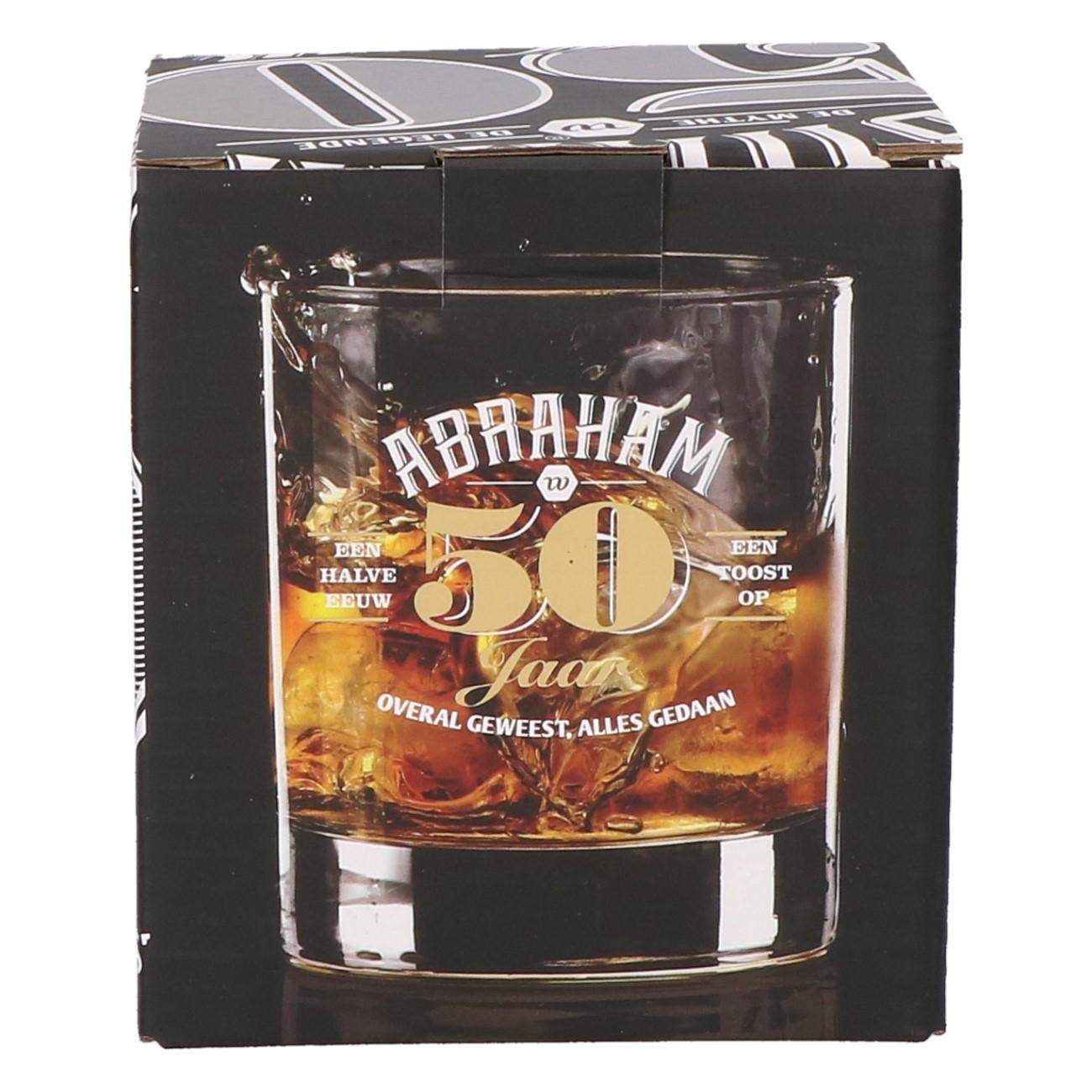 """Whiskey glas """"Abraham"""""""